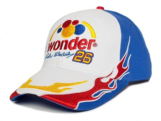 Wonder Bread Unisex-Adult Talladega Nights Ricky Bobby Cap -One-Size ... 555abdd5c