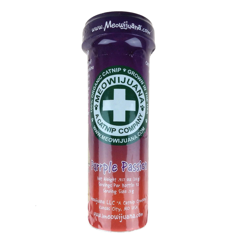 Meowijuana Purple Passion Catnip Leaf & Flake 710IQkYceKL