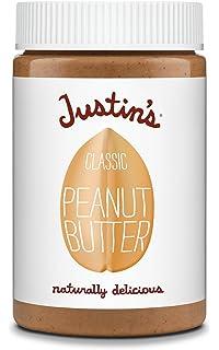 Justins Nut Butter - Clásico de mantequilla de maní - 16 ...