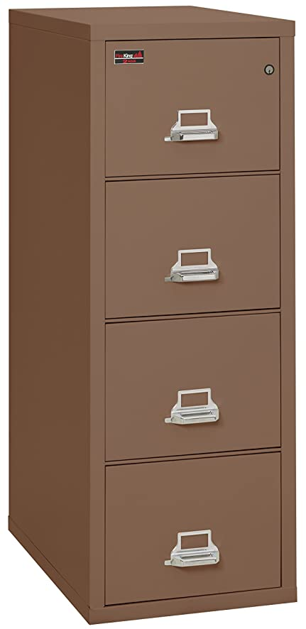 Amazon.com: Fireking Fireproof 2 Hour Rated Vertical File Cabinet ...