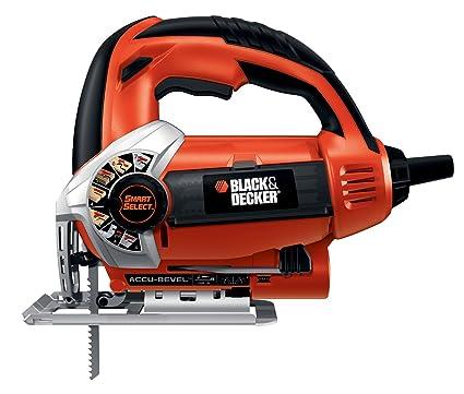 Black decker smart select 50a orbital jigsaw power jig saws black decker smart select 50a orbital jigsaw greentooth Images