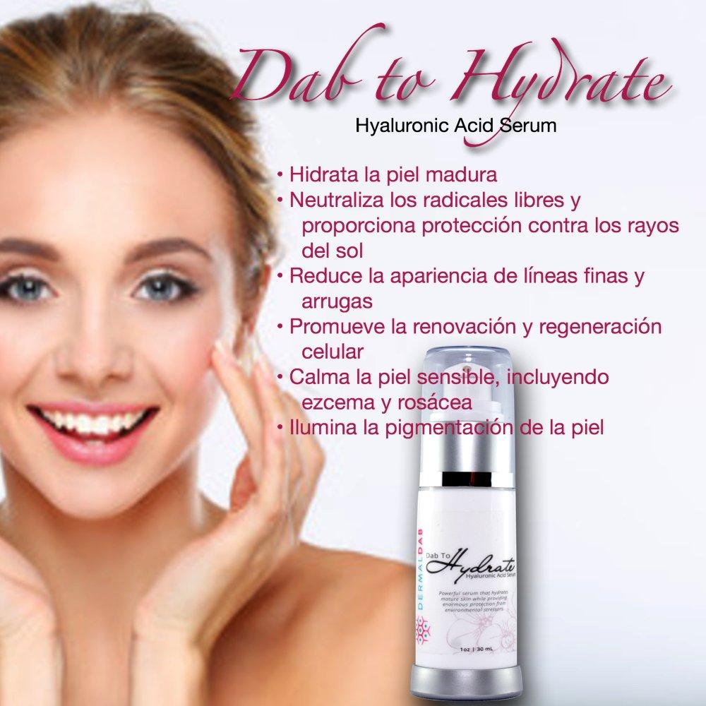 ¡Arruga las arrugas, protege tu piel del daño UV y estimula la producción de colágeno!