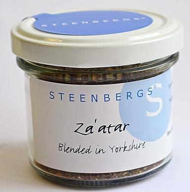 Zaatar Spice Blend Standard Jar 55g Zatar