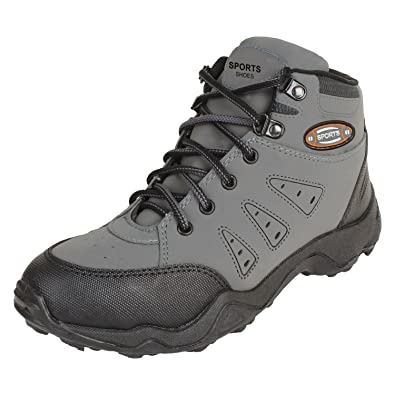 18be0afd92109d Earton Men s Grey-400 Sports Shoes (Running Shoes)  Buy Online at ...