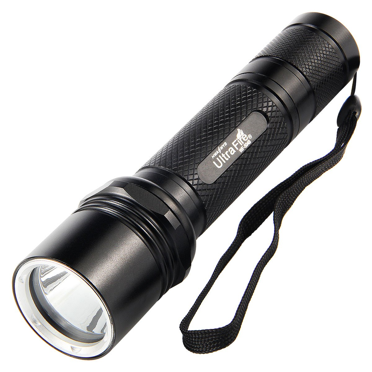ULTRAFIRE Ultra Bright Magnetic Based LED Camping and Emergency Lantern Flashlight