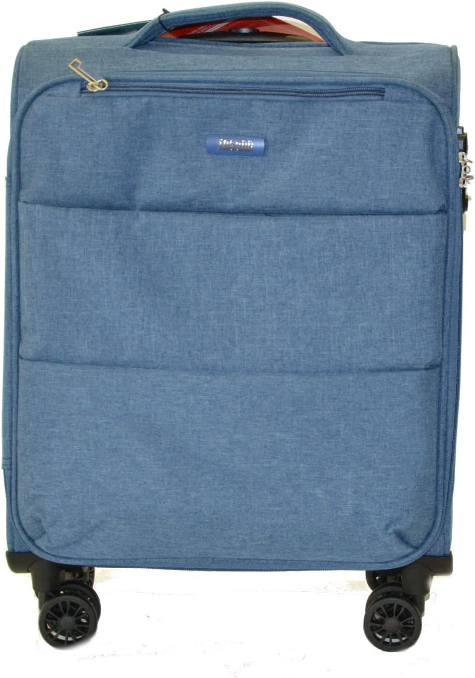 Trolley Jaguar Denim Maleta de cabina Blue