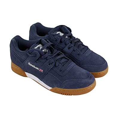 df2dce207342ba Amazon.com | Reebok Men's Workout Low Classic Shoe | Fitness & Cross ...