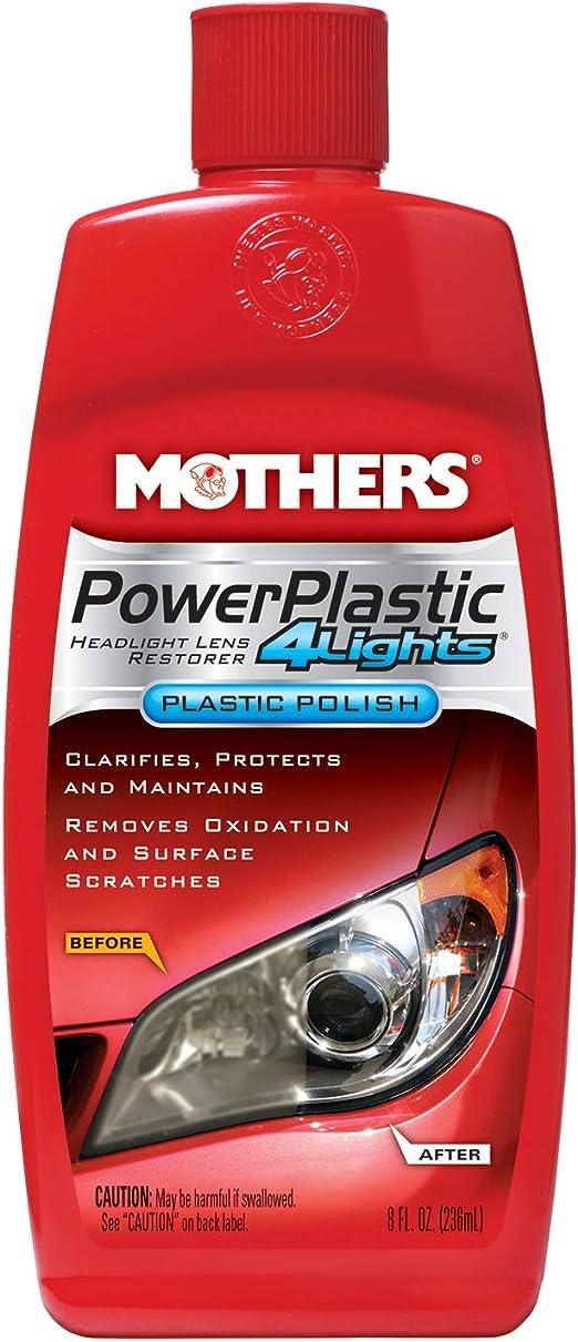 Mothers 08808 Powerplastic 4 Lichter 236 Ml Beige 227 G Auto