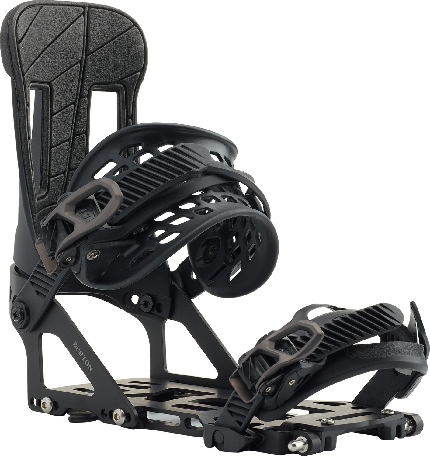 Amazon.com : Burton Hitchhiker Snowboard Bindings : Sports ...