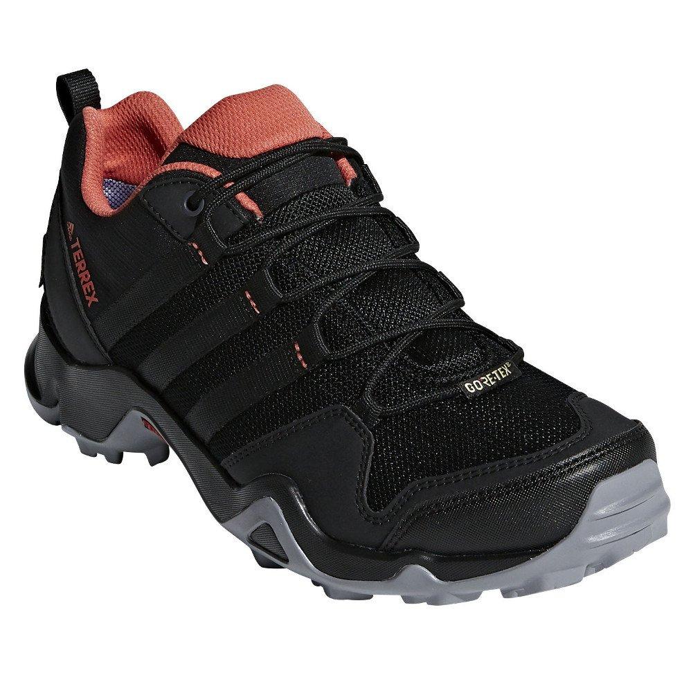 Adidas Sport Performance Women's Terrex Ax2r GTX W Sneakers, Black, 7 M