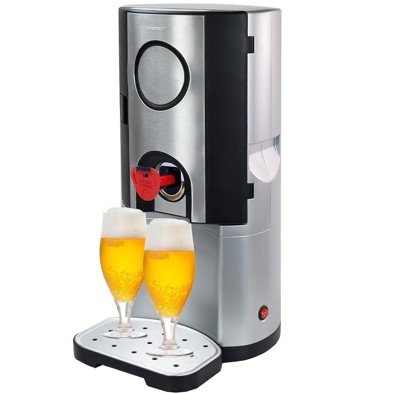 Syntrox Germany–Enfriador de Cerveza sin Costosas Co² Cartuchos BC de 65Classic