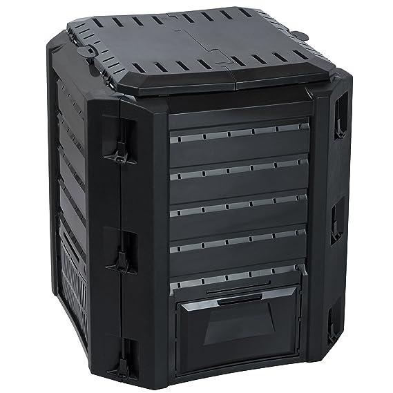 Compostador termocompostador (compostador rápido 380L – TI-1600L