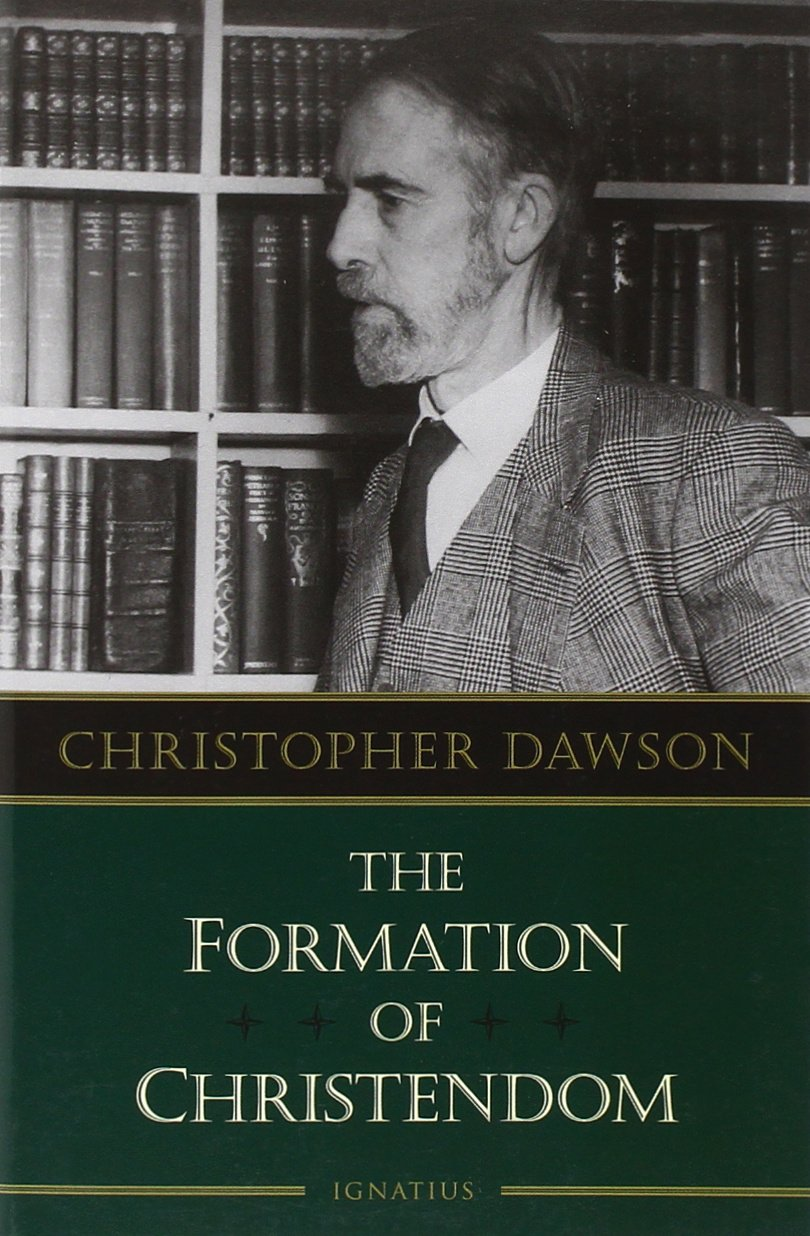 amazon the formation of christendom christopher dawson