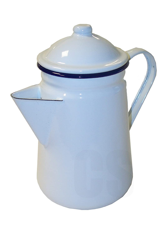 Falcon Enamel 13cm Coffee Pot - Blue