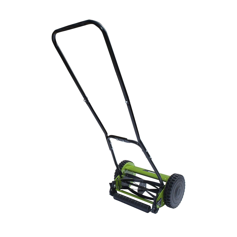 Amazon.com: Aleko ghpm12 5-blade 12 inch mano Push Lawn ...