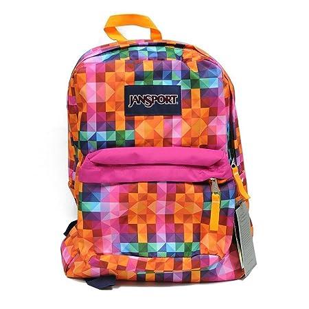 JanSport Classic Superbreak Backpack Multi Spectrum