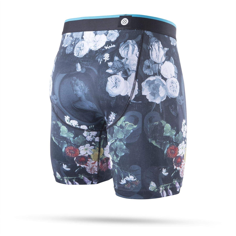 6e1e99d033421c Stance Men's Poly Blend Boxer Brief Underwear, Flora Class (FLO), Medium at Amazon  Men's Clothing store: