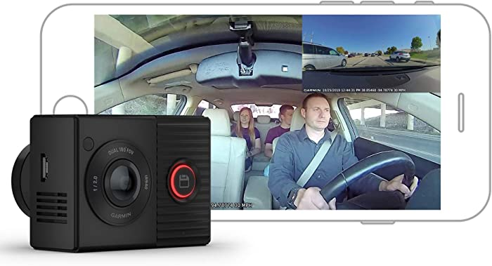The Best Garmin Auto Camera Dash Front  Rear