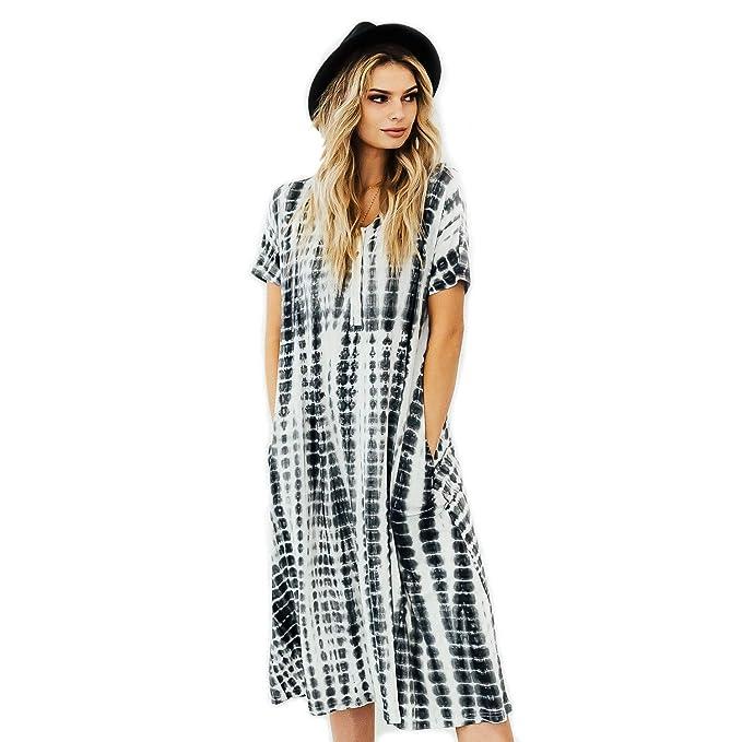 Amazon.com: Nesting Olive Buttery Soft Modern House Dress ...