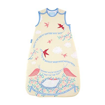 Grobag Rob Ryan Spring Morning - Saco de dormir (1 tog, 0-6