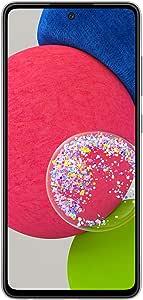 جوال سامسونج جالكسي ايه 52 اس، جوال ذكي ثنائي شريحة الاتصال بشبكة 5G، ذاكرة داخلية سعة 128GB، ذاكرة RAM سعة 8GB، بلون اوسوم بلاك (نسخة المملكة العربية السعودية)