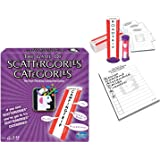 Scattergories Categories - A Fun Twist on the Fast-Thinking Original - 2 or More Players - Ages 12 and Up