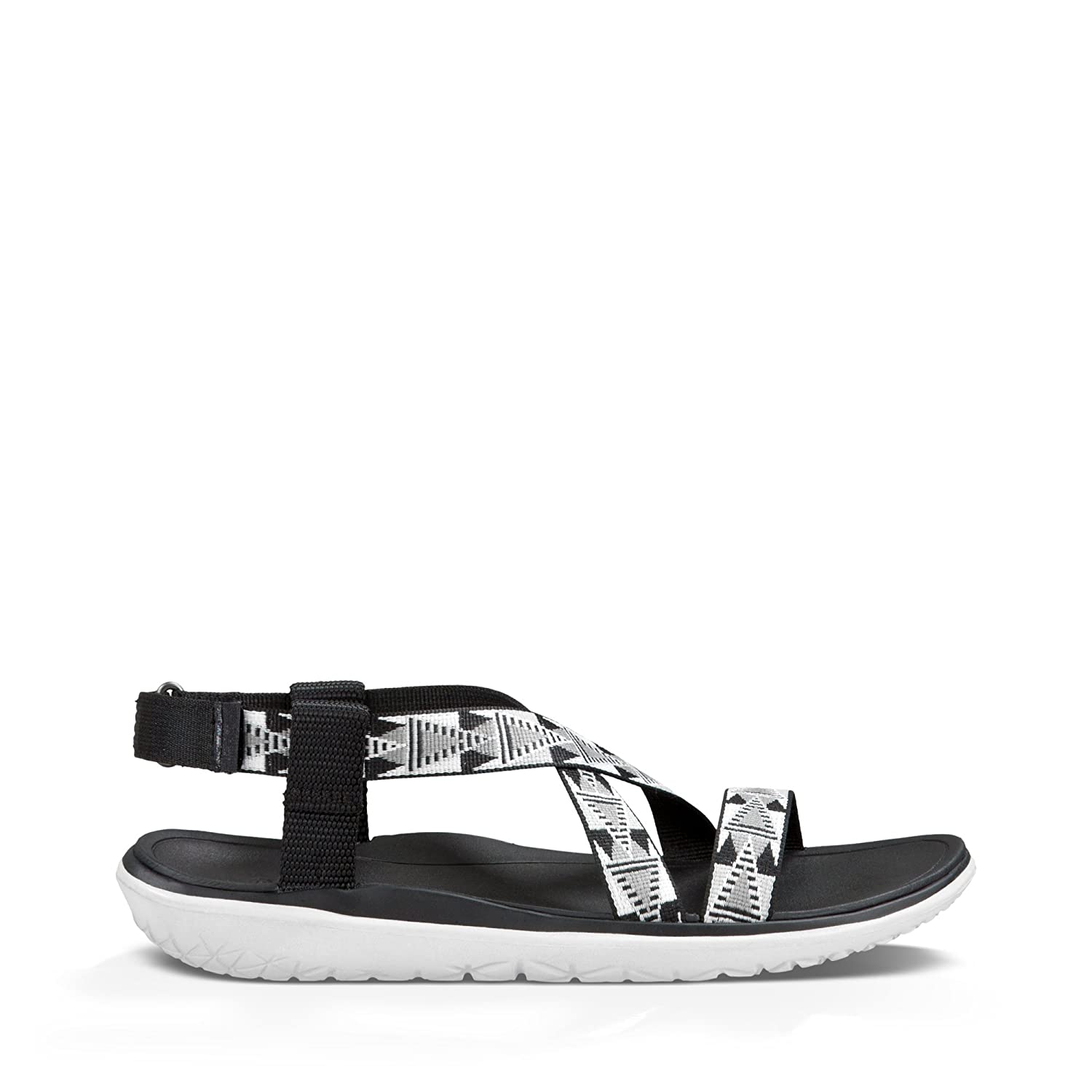 Teva Women's Terra-Float Livia Sandal B00ZFL0UG8 8.5 B(M) US|Black
