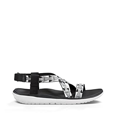 Womens Terra Livia Sandals Black Size: 3 UKTeva