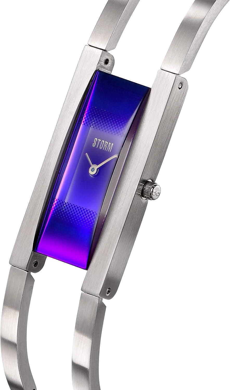 Storm ZATYA Montre Bleu Laser.