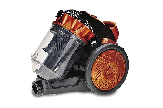 Techwood aspirador sin bolsa Negro/Naranja 700 W: Amazon.es: Hogar
