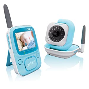Infant Optics DXR-5 Video Baby Monitor Review