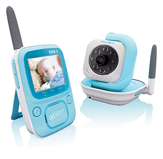 Infant Optics DXR-5 Portable Video Baby Monitor Review