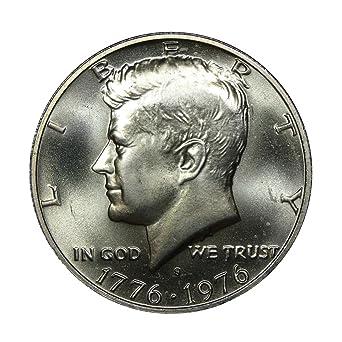 "/""Beautiful/"" 1976 S Eisenhower Dollar /""BU/"" 40/% SILVER Bicentennial US Coin IKE"