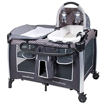 20344bd41ecb1 Amazon.com   Baby Trend Go-Lite ELX Nursery Center - Venice   Baby