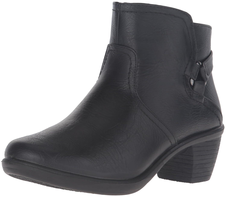 Easy Street Women's Dawnta Ankle Bootie B01JQJO4PW 11 W US|Black