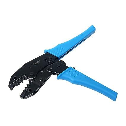 RF Cable crimpadora tenaza engarzadora para rg-58, 59, 62, 8 x