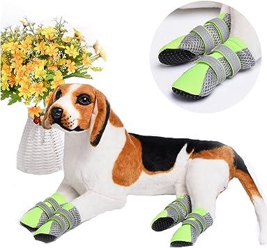 Paw Proyector Botas de perro transpirable DUPET antideslizante Paw ...