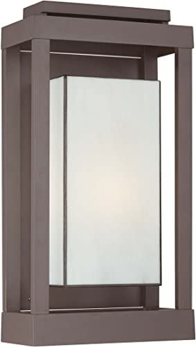 Hinkley 1805BK-LED Traditional One Light Wall Mount from Freeport collection in Blackfinish,