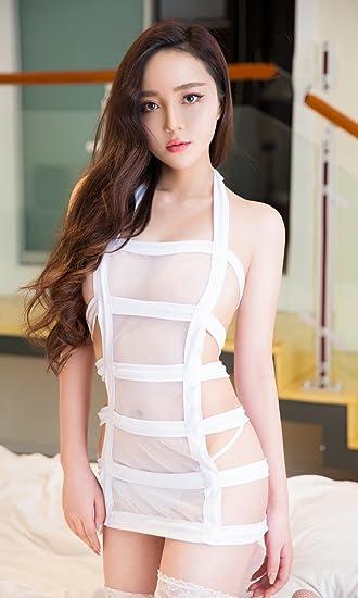 dou616 Lencería erótica Ropa Interior Sexy para Mujer, Corbata ...