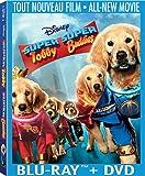 Super Buddies / Les Super Tobby (Bilingual) [Blu-ray + DVD]