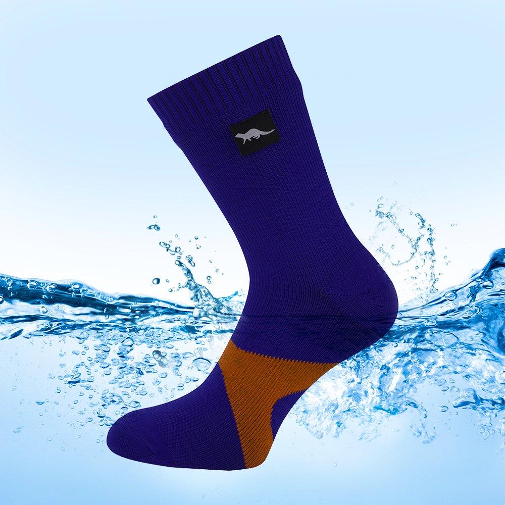 Waterproof Breathable socks for MEN /& WOMEN 100/% waterproof windproof all outdoor activities in all climates