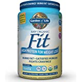 Garden of Life Organic Meal Replacement - Raw Organic Fit Vegan Nutritional Shake for Weight Loss, Vanilla, 32.2oz (2lbs / 913g) Powder