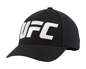 Reebok UFC Baseball Cap Gorra, Hombre, Negro, Talla Única: Amazon.es: Deportes y aire libre