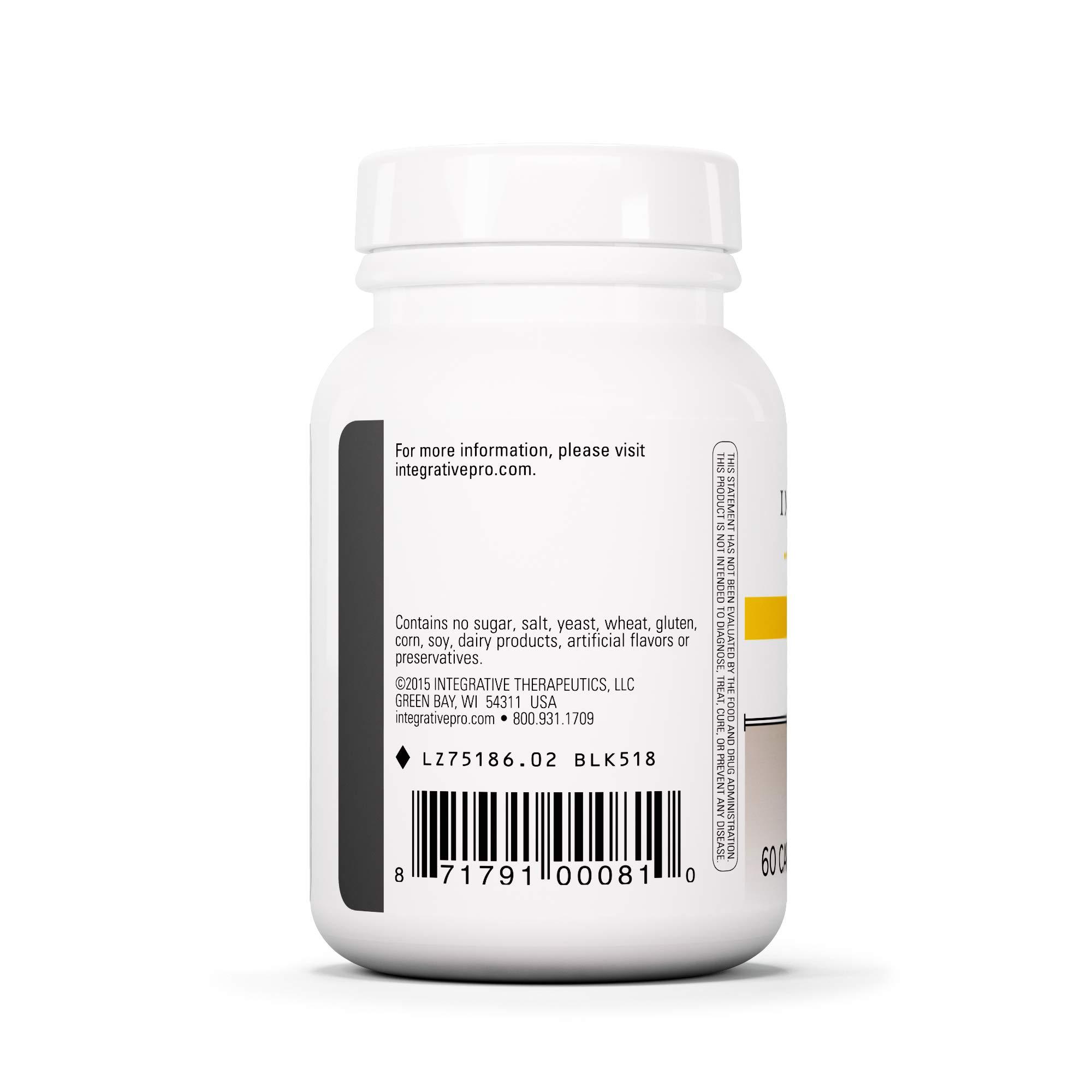 Integrative Therapeutics - 7-KETO DHEA Metabolite - 60 Capsules by Integrative Therapeutics (Image #3)