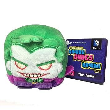 Wish Factory Kawaii Cube DC Comics: The Joker Plush, Small ...