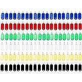 Wedo 262801801 Llavero con anillo de plástico, etiquetas ...