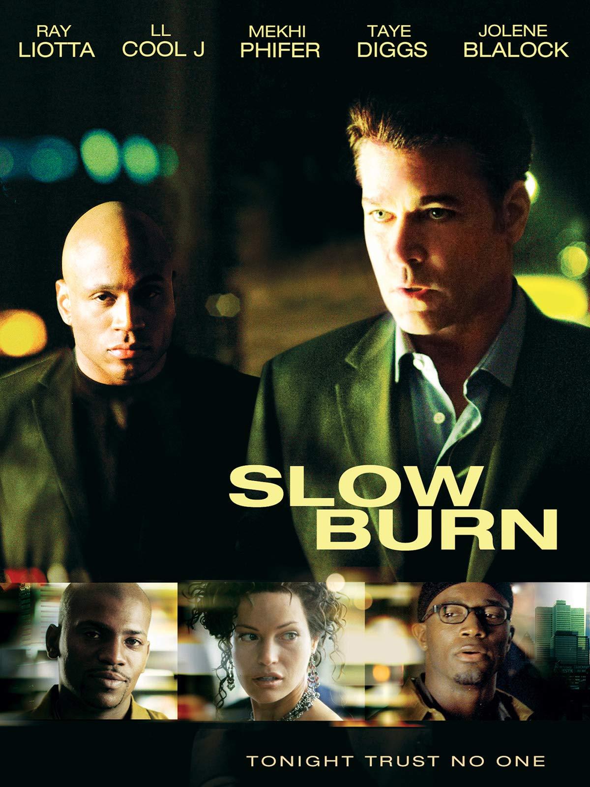 Slow Burn (2005) on Amazon Prime Video UK