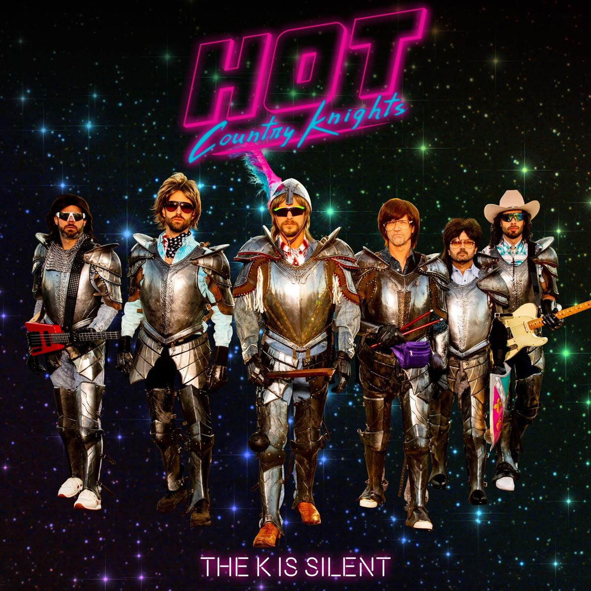 Hot Country Knights - The K Is Silent - Amazon.com Music
