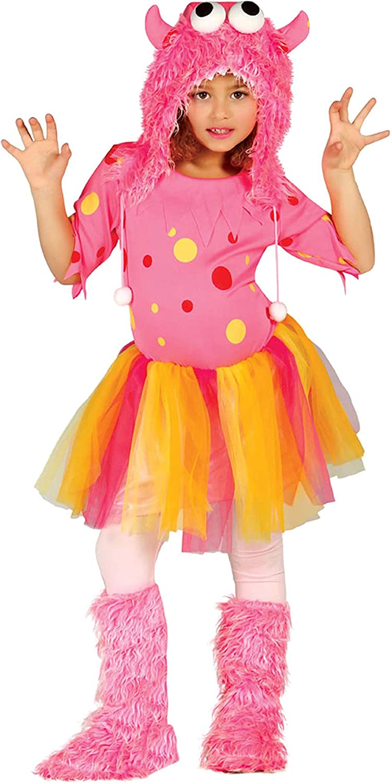 Guirca - Disfraz de Monstruo, Color Rosa: Guirca: Amazon.es: Hogar