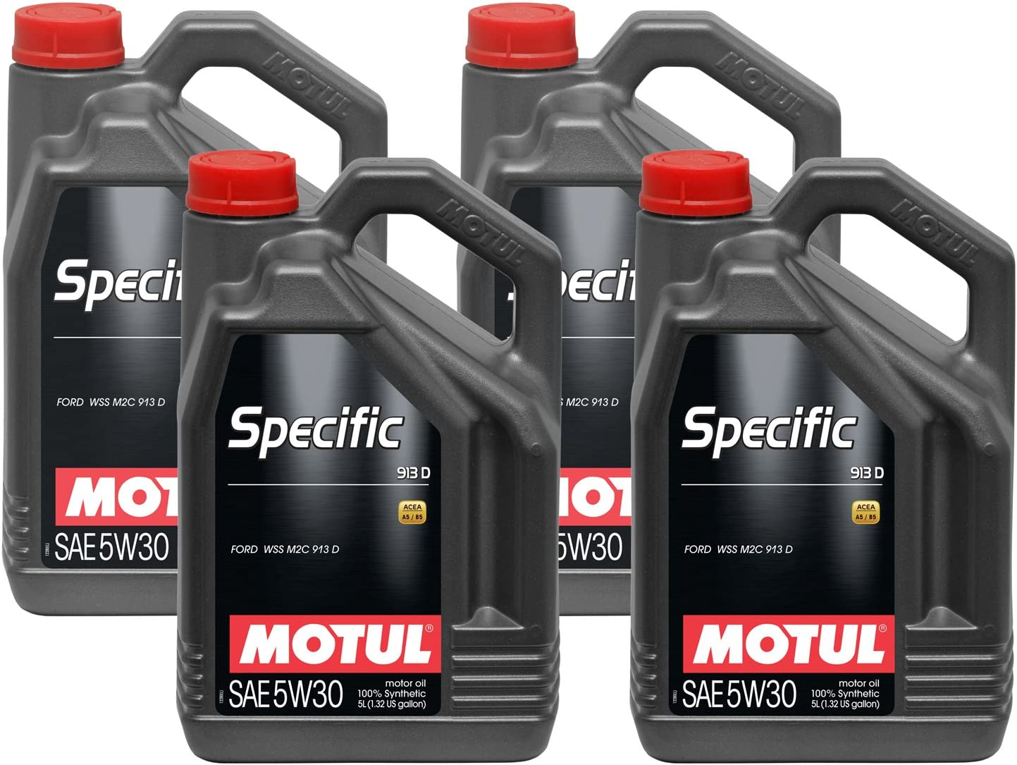 MOTUL Específico Ford 913d aceite de motor 5W30–5litros